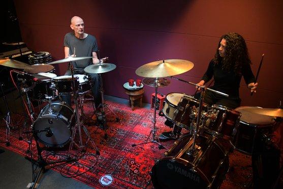 Voor drummers van 5 tot 85 jaar